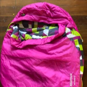 Marmot kids' sleeping bag